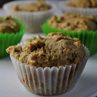 Avocado Lime Muffins.