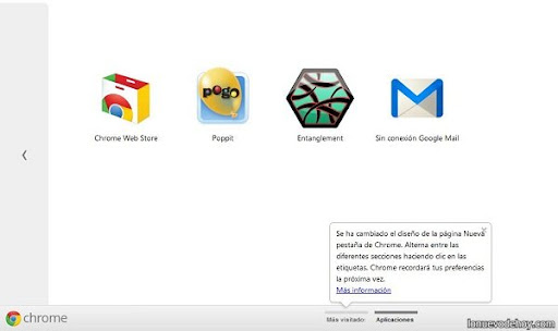 descargar Chrome 15 estable