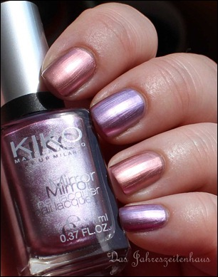 Copper Lavender KIKO MIrror 2