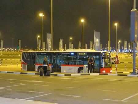 Shuttle bus - aeroport Dubai