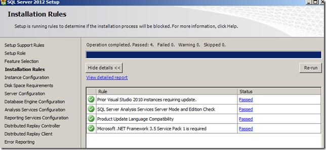 Install SQL Server 2012 SP1 on Windows 2008R2   SQL Panda