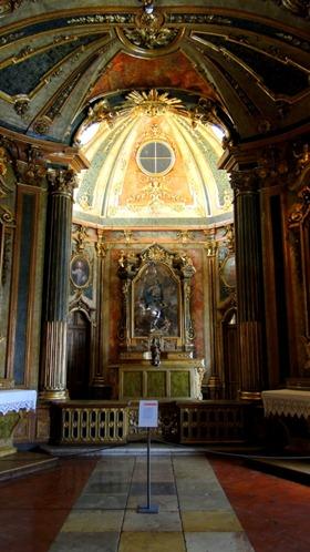 Capela do Palácio de Queluz