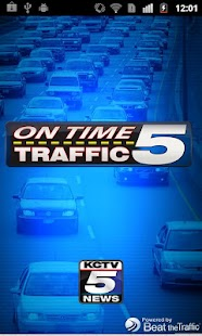 KCTV5 On Time Traffic - screenshot thumbnail