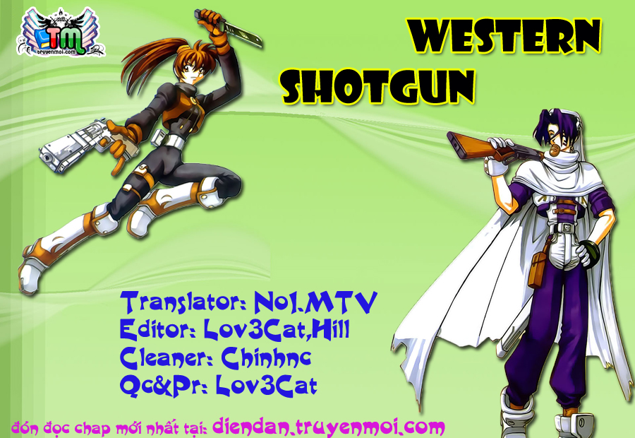 Western Shotgun - Tay súng miền tây Chap 17 - Truyen.Chap.VN