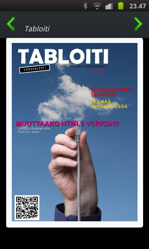 Tabloiti (free) - screenshot