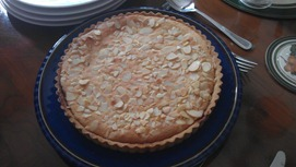 Bakewell Tart with a twist!
