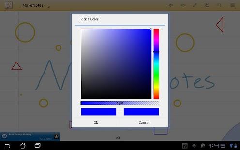 MakeNotes (beta)- screenshot thumbnail