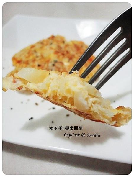 起司馬鈴薯煎餅 potato hash 成品 (7)