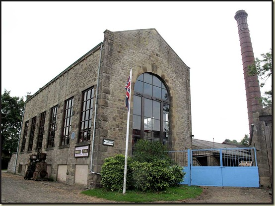 The Engine House - Bancroft Shed