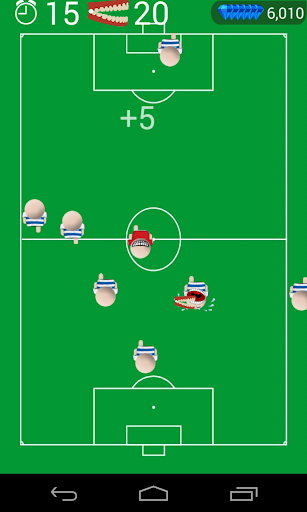Suarez Soccer Bite
