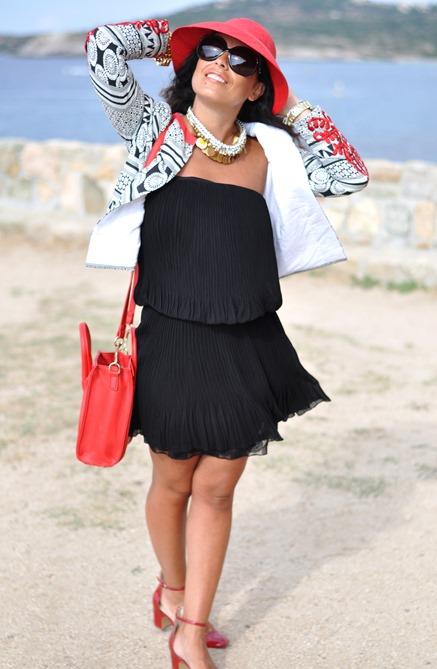 outfit, looks summer 2013, corsica, capelli ricci, paris, summer 2013, italian fashion bloggers, fashion bloggers, street style, zagufashion, valentina coco, i migliori fashion blogger italiani