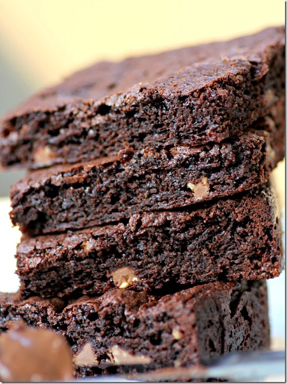 Nutella Brownies3