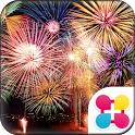 Fireworks for[+]HOME icon