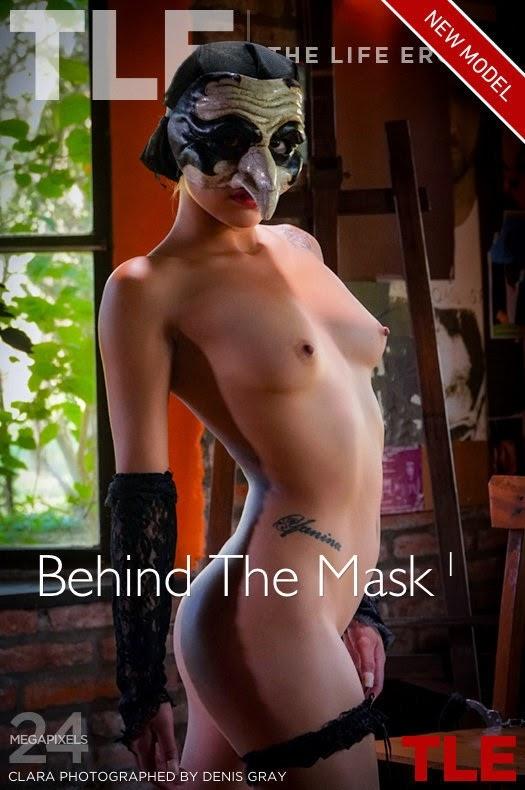 1-[TheLifeErotic] Clara S - Behind The Mask sexy girls image jav