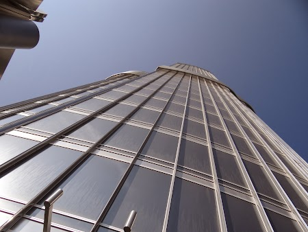Varful lui Burj Khalifa