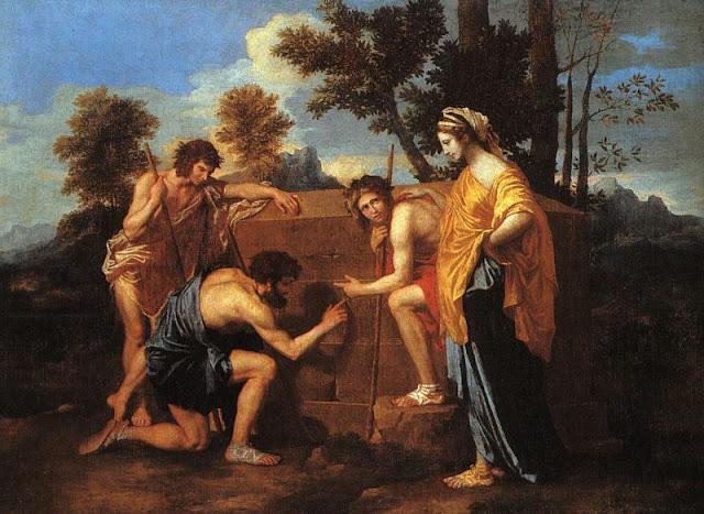 Nicolas Poussin - Et in Arcadia ego  (1637-1638).jpg