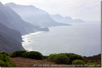 7257 Puerto Las Nieves-Barranco Oscuro(Costa Noroeste)