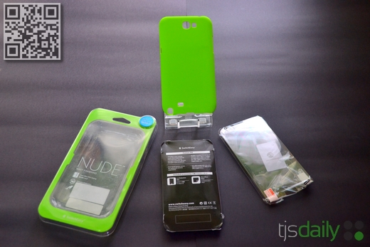 SwitchEasy Nude Case for Samsung Galaxy Note II Review 2
