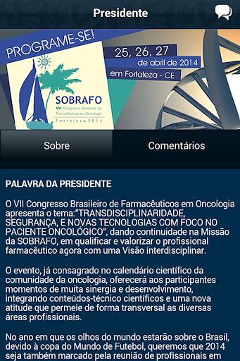 SOBRAFO 2014