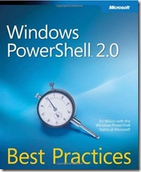PowerShell BestPractices cover