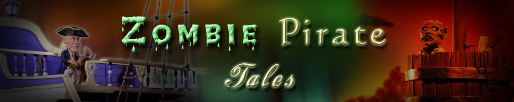 Zombie Pirate Tales