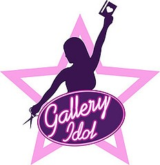 Gallery Idol 2013 Graphic