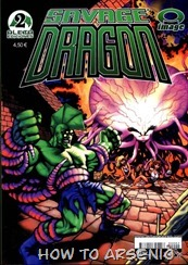 P00002 - Savage Dragon 02 Aleta Añ