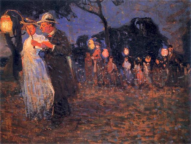 Witold Wojtkiewicz  - 3 Garden party.jpg