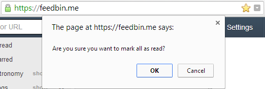Google Chrome 29 New style modal message box