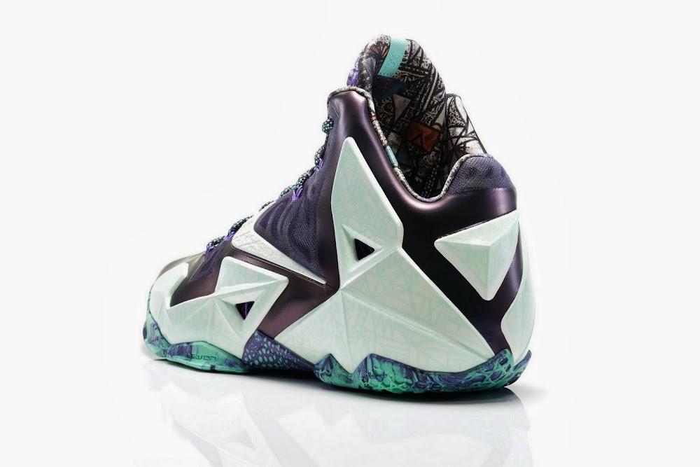 febd95694a36b ... Nike LeBron 11 8220Gator King8221 Drops on February 14th for 220 ...