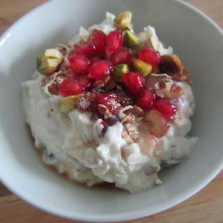 Yogurt Breakfast Bowl.