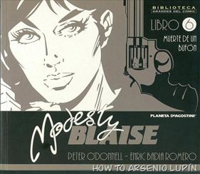 P00006 - Modesty Blaise #6