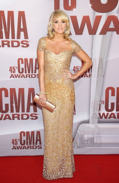 Carrie Underwood 45th Annual CMA Awards (1)