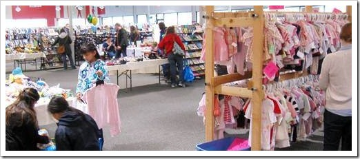 Baby's bottom dollar consignment sale 1
