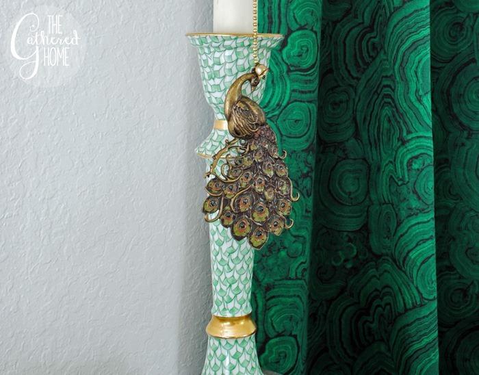 malachite curtains 12