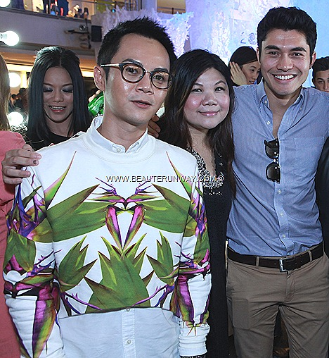 OPTICAL 88 DESIGNER EYEWEAR HENRY GOLDING HOST MODEL ISSAC DANG SINGER GIVENCHY Birds of Paradise white shirt SPRING SUMMER 2012