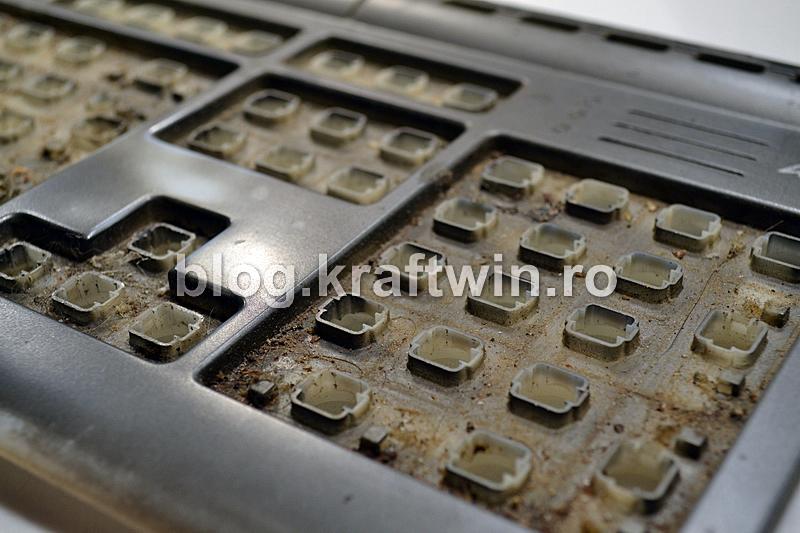 tastatura murdara