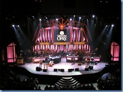 9098 Nashville, Tennessee - Grand Ole Opry radio show