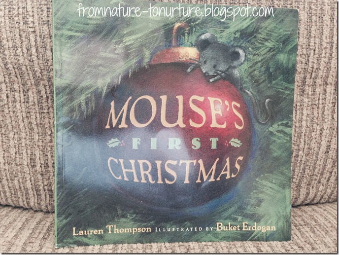 Mouses 1st Xmas