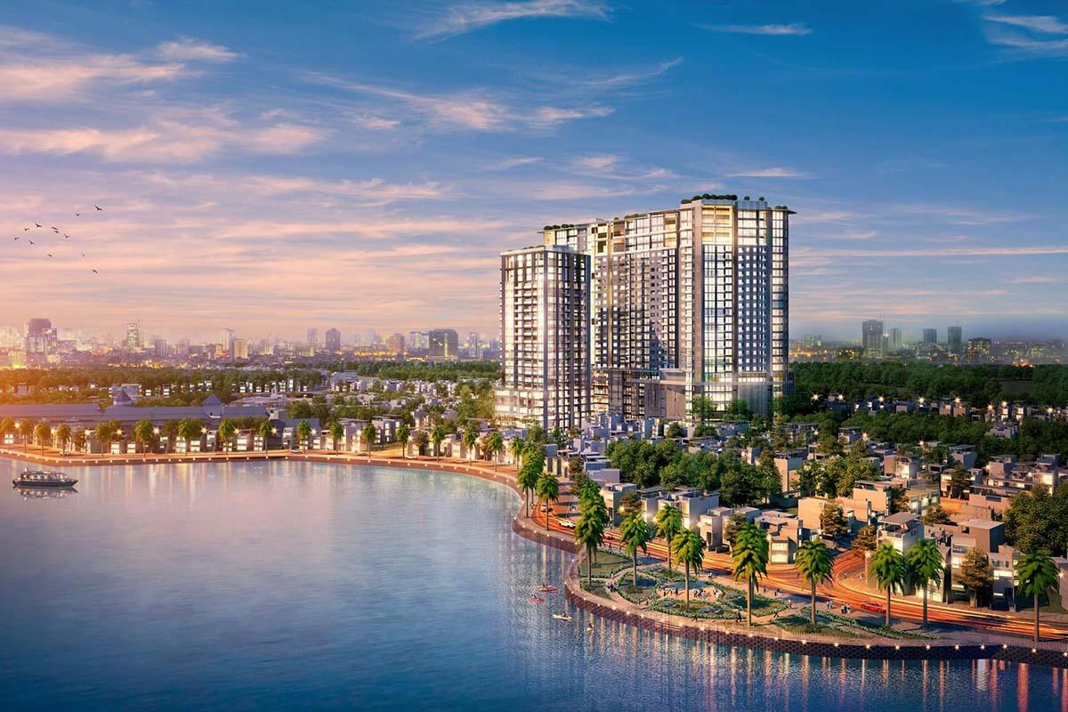 Sun Grand City Thụy Khuê - Thành phố trong mơ & Căn hộ nghỉ dưỡng