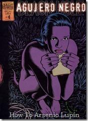 P00004 - Charles Burns - Agujero negro #4