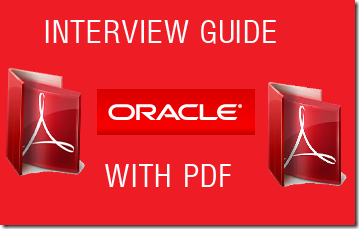 Oracle interview guide
