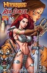 P00004 - TheWitchblade RedSonja No