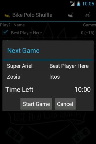 Bike Polo Shuffle- screenshot