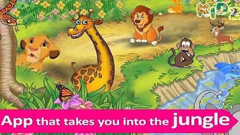 Kids Zoo,Animal Sounds & Photo Screenshot 26