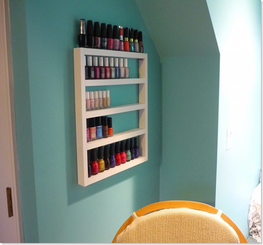 NailPolish Organizer Rack