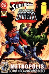 P00001 - Superman & Savage Dragon
