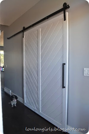 How-To-Build-Your-Own-Chevron-Barn-Door