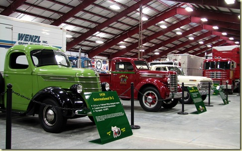 rolling in an rv wheelchair traveling iowa 80 trucking museum