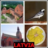 LATVIA- Whats The Word Answers